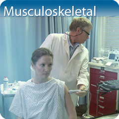 Online Ultrasound Course for Musculoskeletal: Core Clinical Module