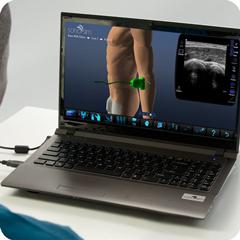 Ultrasound Simulator for Elbow: Anatomy & Physiology Module