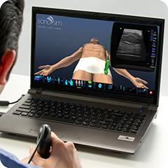 محاكي الموجات فوق الصوتية للأنسجة الرخوة: الوحدة السريرية الأساسية