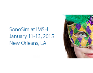 SonoSim Newsletter - Winter 2015