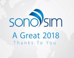 أعيادا سعيدة من SonoSim