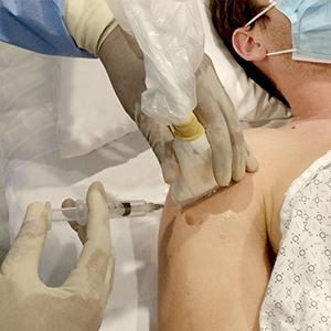Iniezione della guaina del tendine del bicipite: modulo di procedura