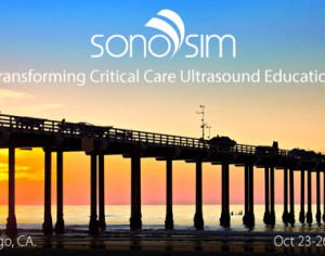 SonoSim en ASA 2015