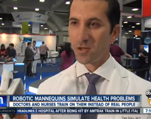 ABC 10 Coverage of IMSH 2016 in San Diego