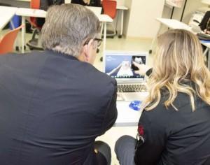 تدعم مؤسسة Cummings الاستخدام المستمر لتقنية SonoSim في Trocaire