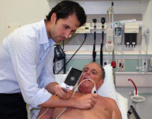 Ultraschall ist eine notwendige Fähigkeit für Notärzte